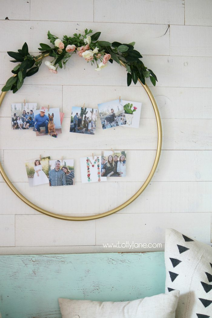 diy-hula-hoop-photo-display-700x1050